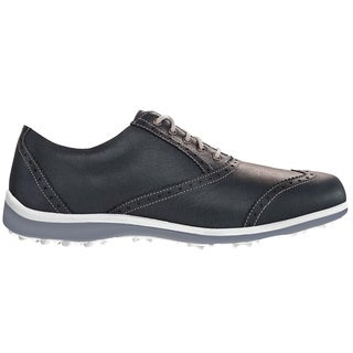 FootJoy LoPro WingTip Golf Shoes 2015 Ladies CLOSEOUT Black