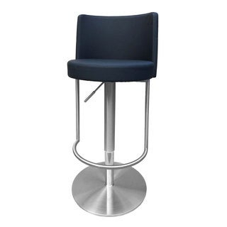 Bowery Adjustable Height Swivel Bar Stool