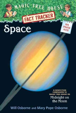 Space: A Nonfiction Companion to Magic Tree House #8: Midnight on the Moon (Paperback)