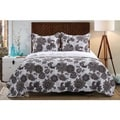 Jacobean Paisley 3-piece Quilt Set