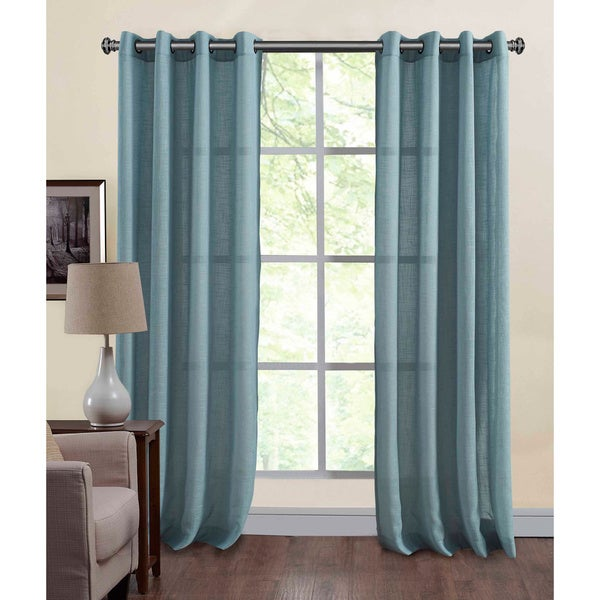 Natal Grommet Top Curtain Panel