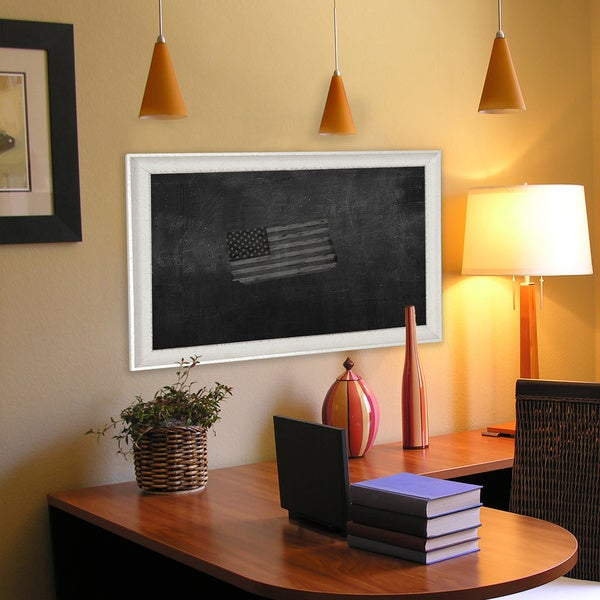 American Made Vintage White Blackboard