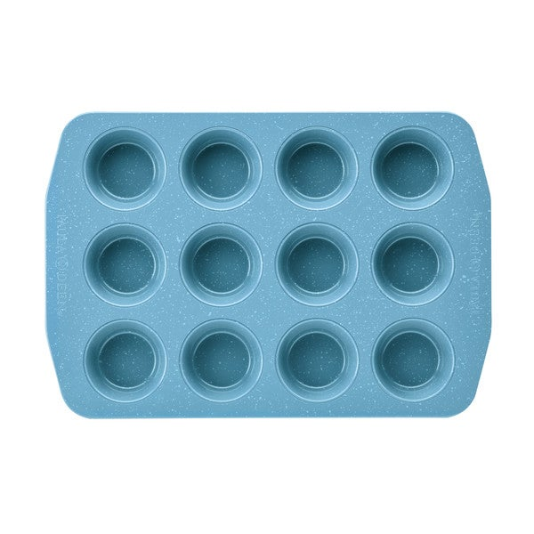 Paula Deen Speckle Nonstick Bakeware 12 Cup Muffin and Cupcake Pan 18092137