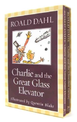 Charlie and the Chocolate Factory & Charlie and the Great Glass Elevator (Hardcover)