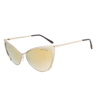 Tom Ford FT0304 28G Nastasya Cateye Sunglasses