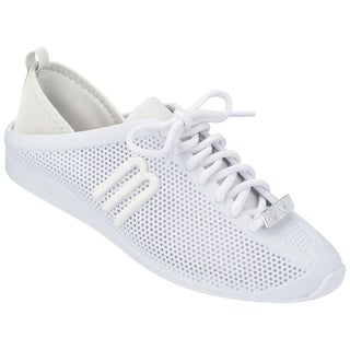 Melissa Love System Women's White Sneakers
