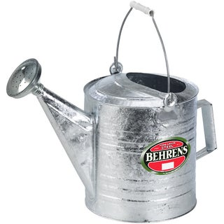 Hot Dipped Steel 2-5 Gallon Watering Can