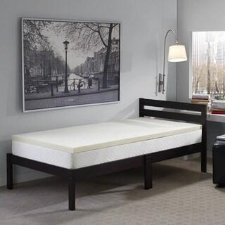 Serta Back-to-School and Dorm 2-inch Twin XL-size Memory Foam Mattress Topper