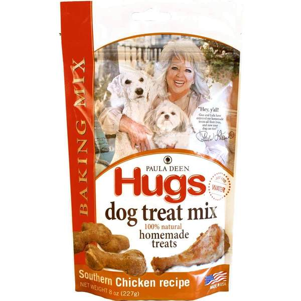 Hugs Pet Products 8-ounce Paula Dean Treat Baking Mix