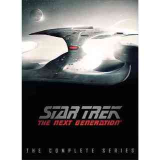 Star Trek: The Next Generation: The Complete Series (DVD) 18094476