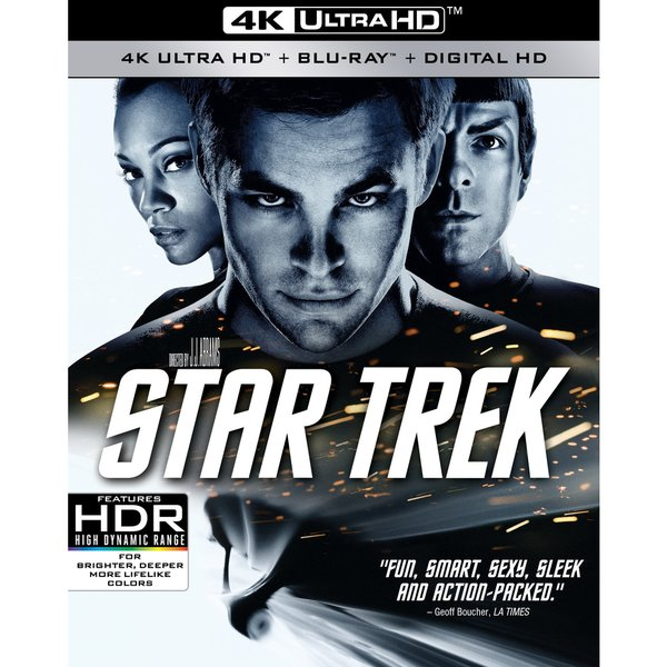 Star Trek XI (4K Ultra HD) (4K Ultra HD Blu-ray) 18094477