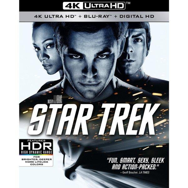 Star Trek XI (4K Ultra HD Blu-ray) 18094477