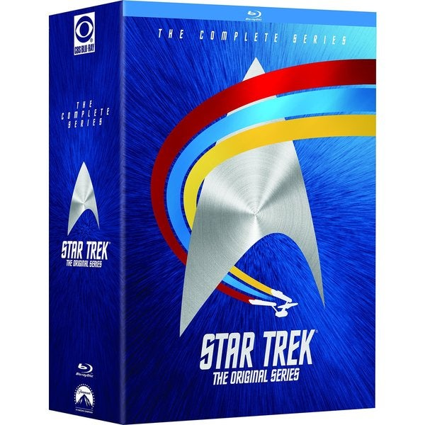 Star Trek: The Original Series: The Complete Series (Blu-ray Disc) 18094482