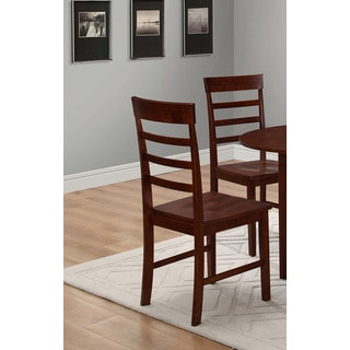 Harrison Antique Oak Dining Chair (Set of 2)