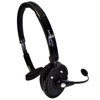 Blue Tiger Pro Bluetooth Headset - Black