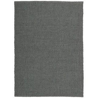 Joseph Abboud Sand and Slate Indigo Area Rug by Nourison (5'3 x 7'4)