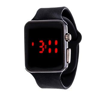 Zunammy Digital Core Men's Sport Digital with Black Rubber Strap Watch