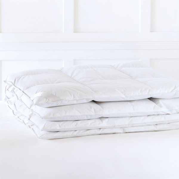Alexander Comforts Resort Light White Down Comforter