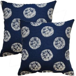 Seaside 17-inch Throw Pillows (Set of 2)