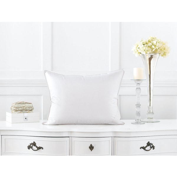 Alexander Comforts Resort Medium Firm White Down Pillow