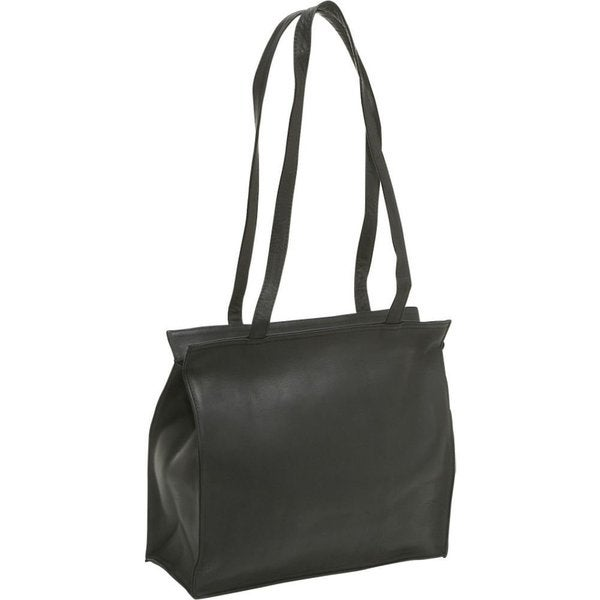 LeDonne Leather Medium Z-T Tote Bag