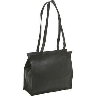 LeDonne Leather Medium Z-T Tote Bag