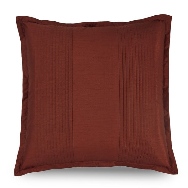 Downton Abbey Grantham European Square Red Sham