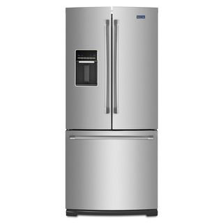 Maytag Heritage Series 19.7 Cubic Foot French Door Refrigerator