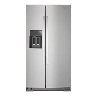 Whirlpool 35-inch Side-by-Side Refrigerator