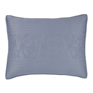 Downton Abbey Embroidered Sham