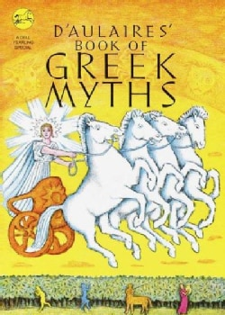Ingri and Edgar Parin D'Aulaire's Book of Greek Myths (Hardcover)