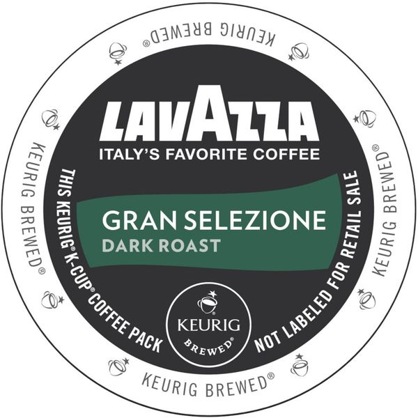 Lavazza Selezione K-Cup Portion Pack 18102009