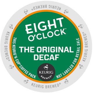 Eight O'Clock The Original Decaf K-Cup Portion Pack for Keurig Brewers