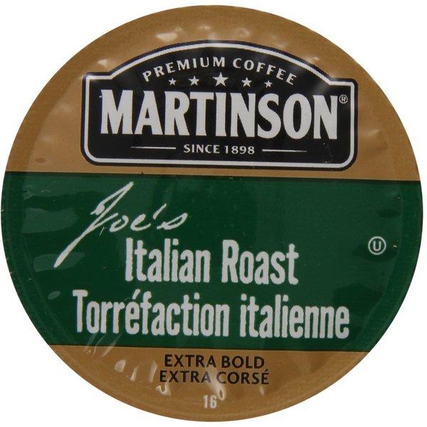 Martinson Coffee Joe'S Italian Roast K-Cup Portion Pack for Keurig Brewers 18102227