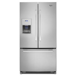Whirlpool 36-inch Counter Depth French Door Refrigerator