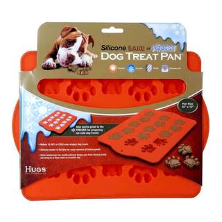 Hugs Pet Products Silicone Baking Tray - Paw Print