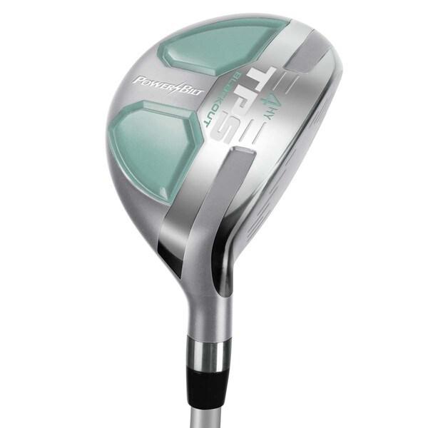 Powerbilt Golf TPS Blackout Womens Hybrids