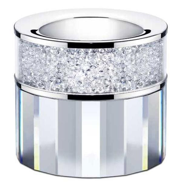 Crystalline Tea Light Holder