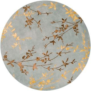 Hand Tufted Beasley Indoor Rug (8' Round)