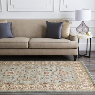 Meticulously Woven Harwood Rug (6'7 x 9'6)