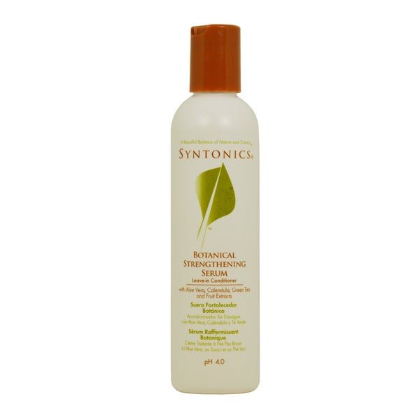 Syntonics Botanical Strengthening Serum Leave-in 8-ounce Conditioner 18106151