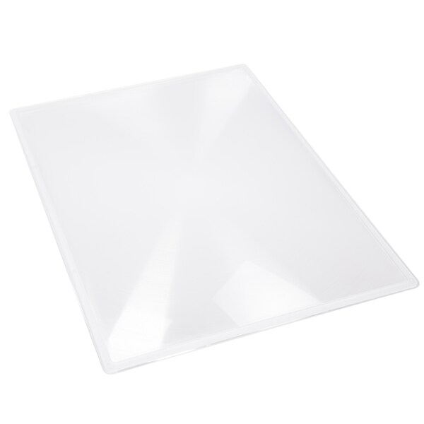 Stalwart 3x Print Magnifier Sheet - 8.5 x 11 Inches