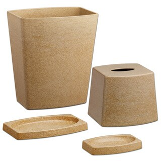 My Earth Granite 4-piece Bathroom Set