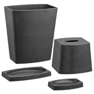 My Earth Ash 4-piece Bathroom Set