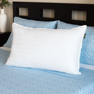 Eddie Bauer 300 Thread Count Down/ Feather Chamber Pillow
