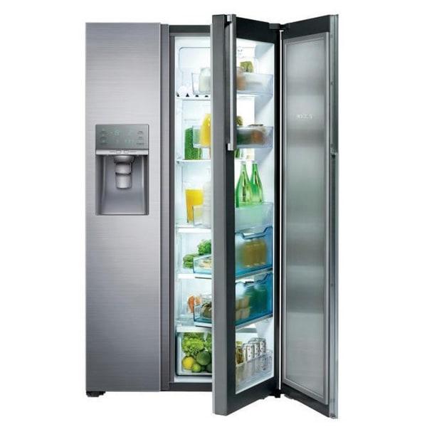 Samsung 36 Inch Counter Depth Side By Side Refrigerator
