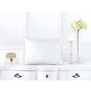 Alexander Comforts Cambridge Medium Firm White Goose Down Pillow