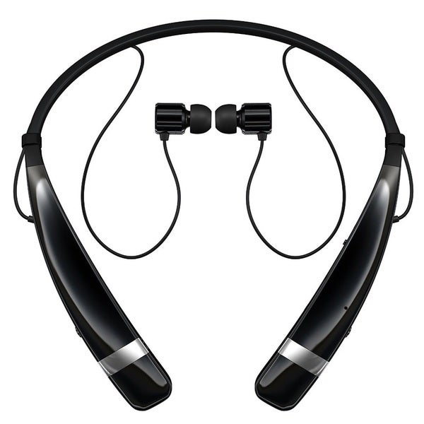 LG Electronics Tone Pro HBS-760 Bluetooth Wireless Stereo Headset with Bonus 3-foot USB Extender