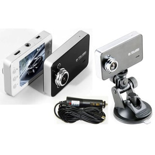 DVR-100 Dashboard Video Camera with 2.4-inch Screen