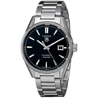 Tag Heuer Men's WAR211A.BA0782 'Carrera' Automatic Stainless Steel Watch